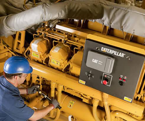 Controladores de Geradores e Compressores